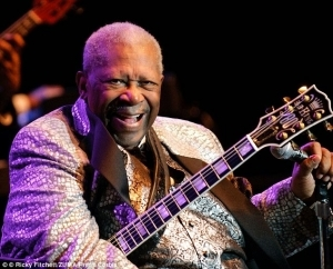 Blues Legend, B.B King Dies At The Age Of 89 [See Photos]